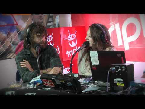 BIG DAY OUT: Angus and Julia Stone Interview