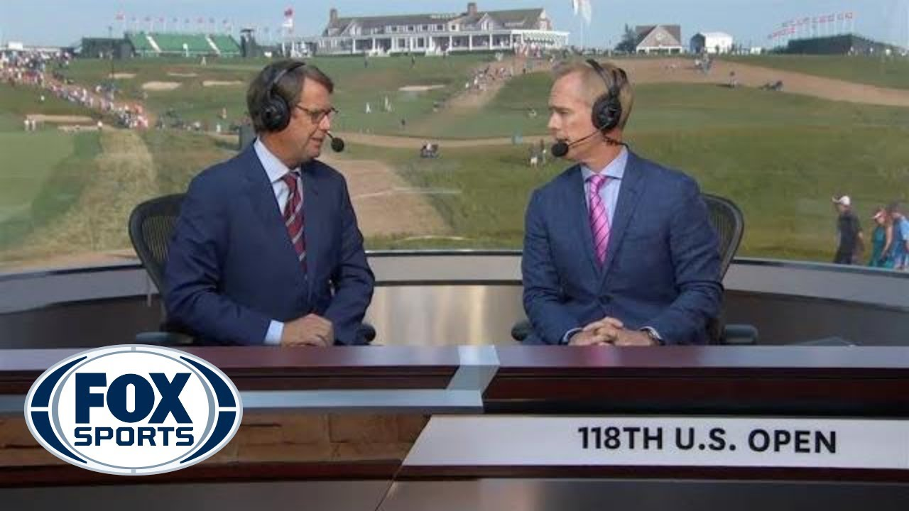 Joe Buck and Paul Azinger wrap up the 2018 US Open | 2018 U.S. OPEN