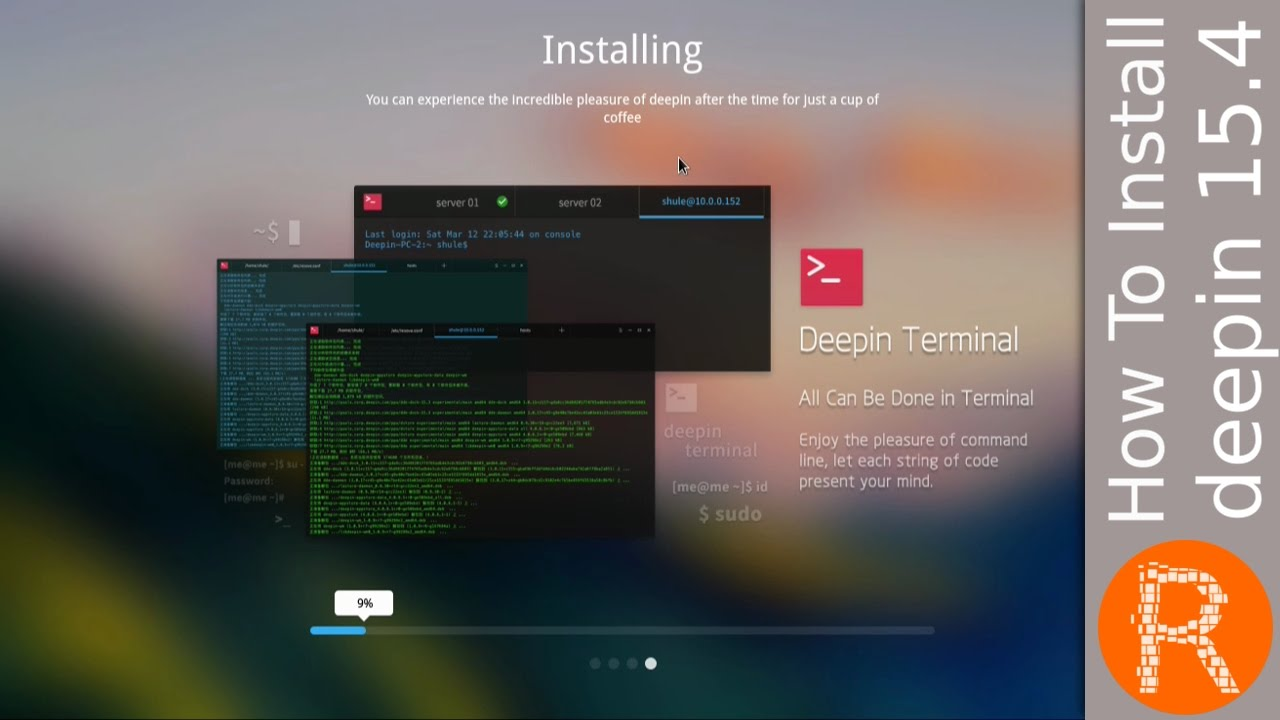 How To Install Deepin 15 4
