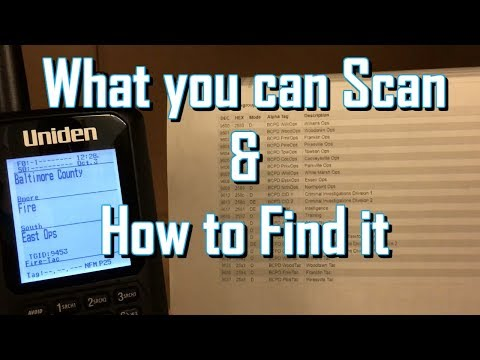 What Can You Get With A Digital Police Scanner?