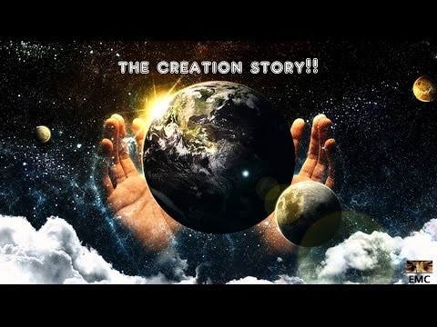 THE CREATION STORY ON TIAMAT