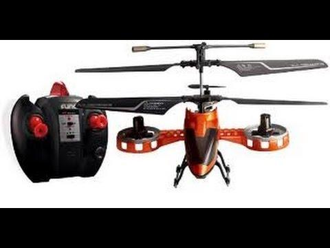 Радио вертолет с гироскопом