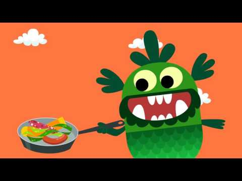 Crazy Stir-Fry phonics song: 'Choose your own sound' version