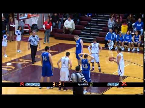 Boardman vs. Poland - Boys H.S. Basketball