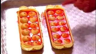 Salted Egg Yolks  #Mooncake Series # 2_R1 (Agar-agar Mooncake)