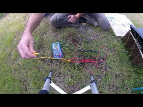 Experimenting With Earth Batteries Using Various Metals & Locations