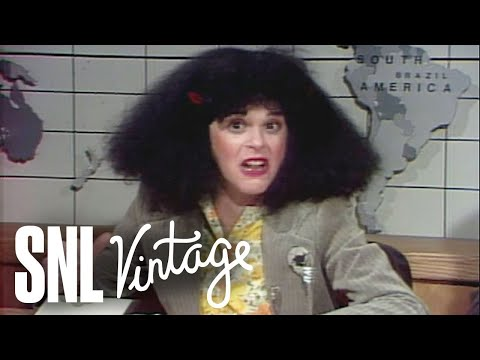Roseanne Roseannadanna on King Tut - SNL