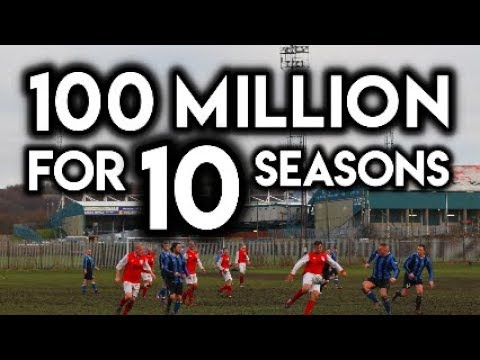 Giving a Non-League Club 100 million for 10 seasons (Season 1) - Football Manager 2018 Experiment