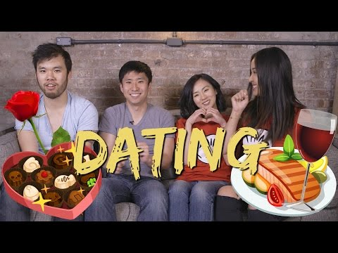 Asian Dating Experiences