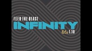 FTB Infinity Evolved Lite| Minecraft 1.10.2 Modpack 1
