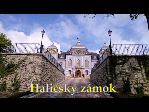 MOJE SLOVENSKO - Haličský zámok 2017