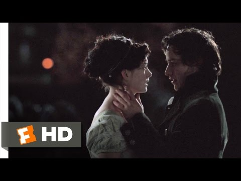 Becoming Jane (5/11) Movie CLIP - I Am Yours, Heart and Soul (2007) HD