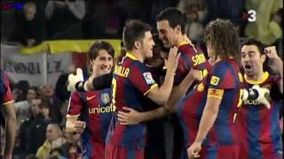FC Barcelona vs Real Madrid 5 - 0 (29/11/2010) Highlight HD