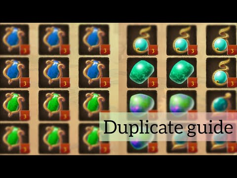Order And Chaos - Advanced Duplicate Guide