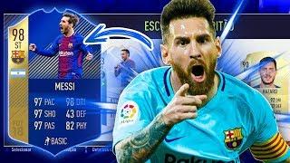 FIFA 18 EM BUSCA DO DRAFT 195!!! MITAMOS NO TIME!!!