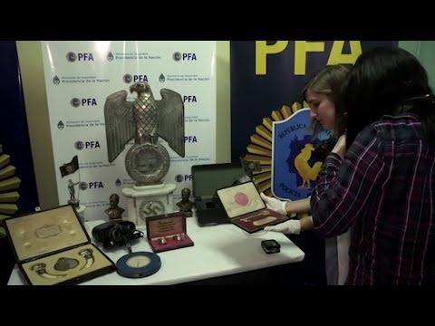 A Cache Of Nazi Artifacts Was Found Hidden In The Secret Room Of An Argentinean Home Mp3