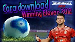 Gambar cover Cara download game winning eleven 2012