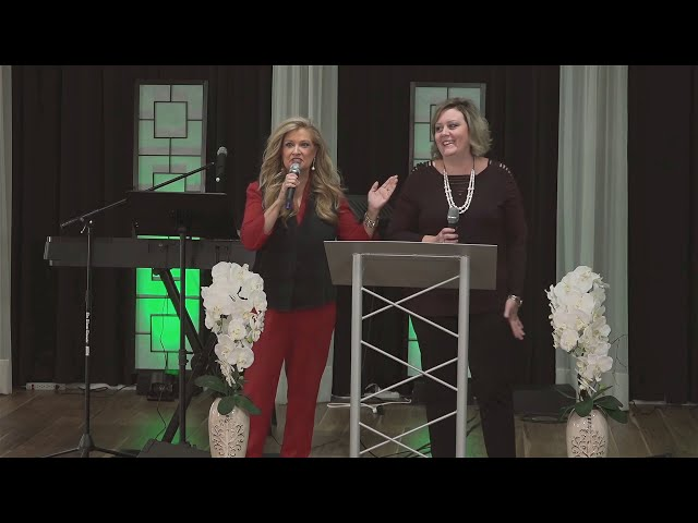 Say Amen | Written and Performed by Ronda Lynn feat. Rhnea Vaughn |