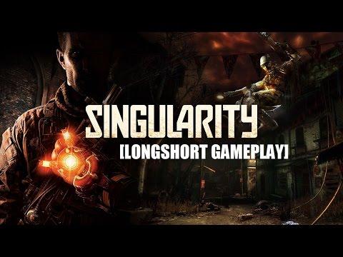 Singularity - Wyspa Katorga 12 i pierwiastek E99 w rytmie UMC [Longshort gameplay]