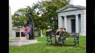 Green Wood Cemetery Open House  Tour New York
