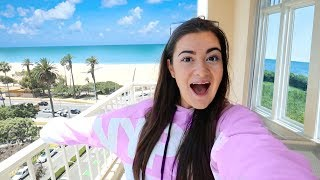 My New Beach APARTMENT! Empty Apartment Tour - Stafaband