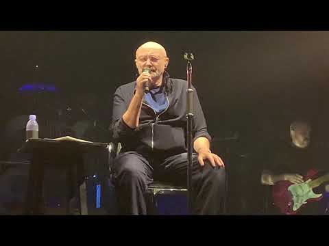 Phil Collins Against All Odds- Live At Qudos Arena Sydney 22/01/19
