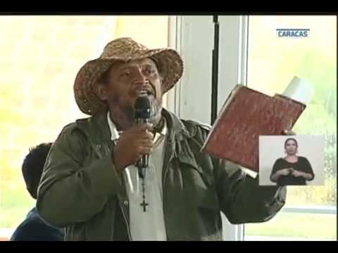 Lo que el Campesino Jesús Osorio le dijo al Presidente Nicolás Maduro en Miraflores