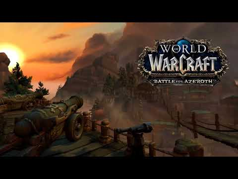 City of Gold Zandalar Dark Music   Battle for Azeroth Music