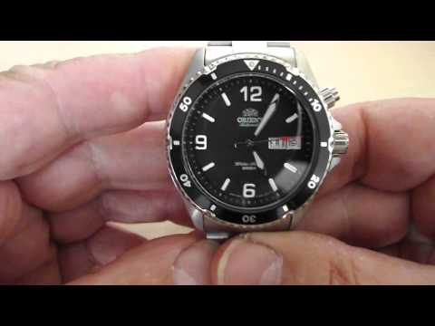 "Review of the Orient ""Black Mako"" watch."