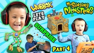 Lets Play MY SINGING MONSTERS Part 3!  WUBBOX Time w/ FGTEEV Mega Fan Surprise Box(After so many requests, here it is another FGTEEV My Singing Monsters gameplay with Mike & Chase! Mike get's his 2nd Wubbox and we get a Mega Fan Big ..., 2015-09-19T12:30:00.000Z)