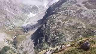 Rando au lac du Lauzon (Hautes-Alpes)