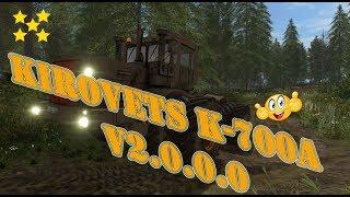 """[""""KIROVETS K-700A"""", """"KIROVETS"""", """"K-700"""", """"700"""", """"700A"""", """"K-700A"""", """":KIROVETS K-700A"""", """"Mod Vorstellung Farming Simulator Ls17:KIROVETS K-700A"""", """"Mod Vorstellung Farming Simulator Ls17:KIROVETS""""]"""