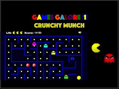 JimboPlays (1) - Crunchy Munch (Pacman)