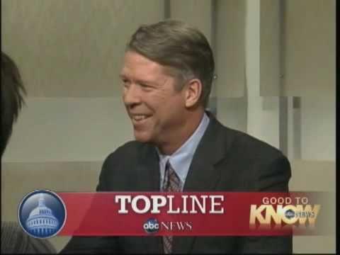 National Journal's Major Garrett on 'Top Line'