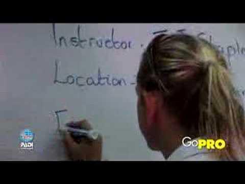 Scuba Instructor Life: PADI Pro--TJ