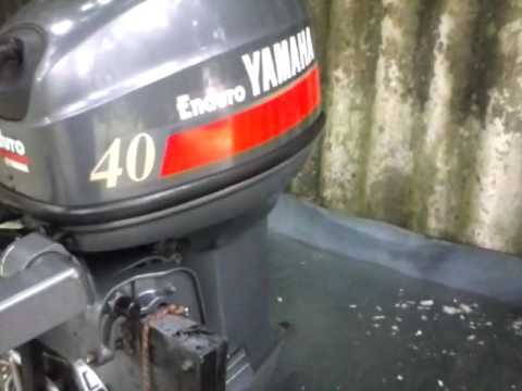 Yamaha Enduro 40cv Endulzando Youtube