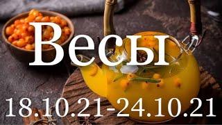 Прогноз на неделю с 18 по 24 октября  2021 года...