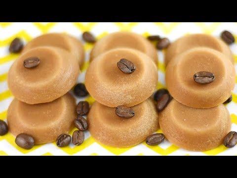 Caramels au café