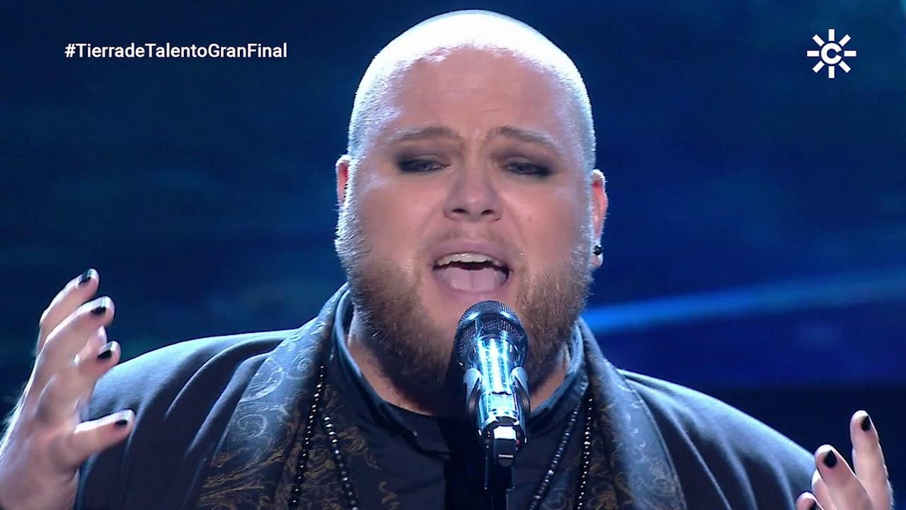 Enrique Ramil - 'Mi soledad y yo'. Gran final 'Tierra de Talento' (T2)