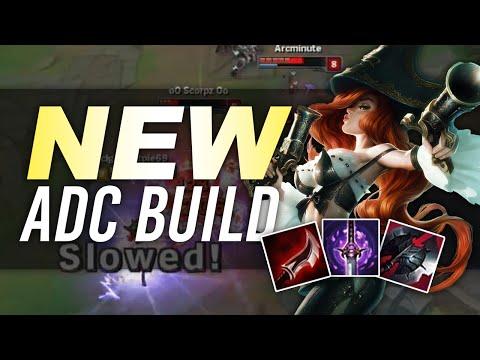 Imaqtpie - NEW ADC BUILD