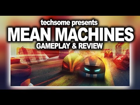 Mean Machines - Gameplay & Review (New Android Game 2016)