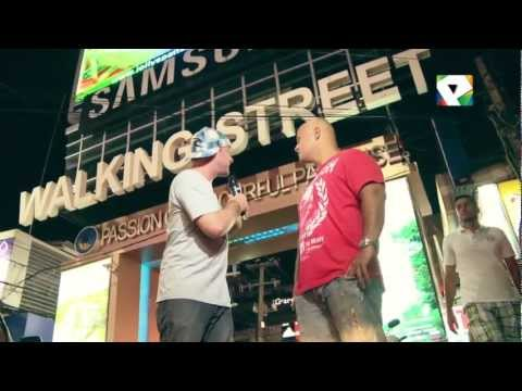 A Walking Guide to Walking Street AGoGo and Beer Bars Pattaya, Part 1 Segment 1