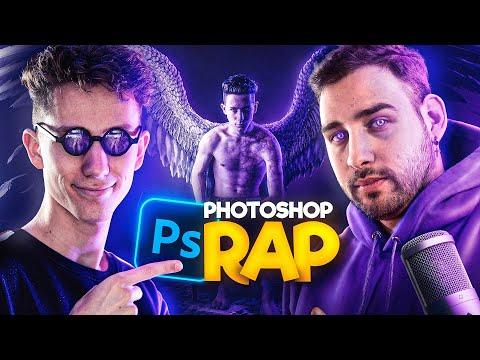 A Photoshop Tutorial, But it's a RAP!