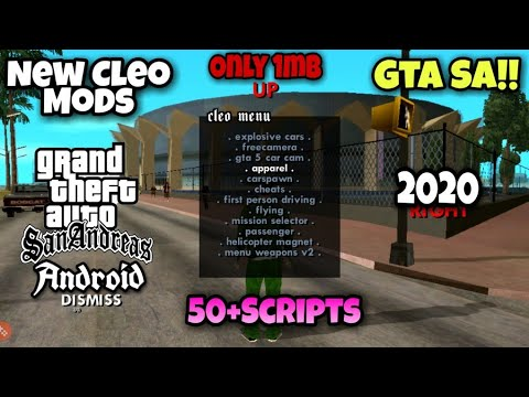 How To Download Cleo Mods For Gta San Andreas Android