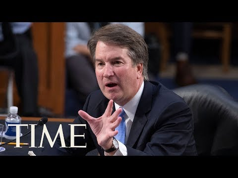 Brett Kavanaugh Denies Sexual Misconduct Allegation From High School | TIME Mp3