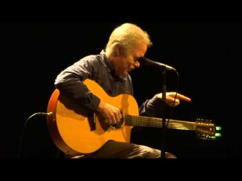 Leo Kottke - Living in the Country and Ojo 2012 in Hamburg, Germany