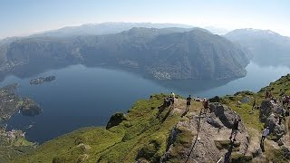 Osterøy - Trailer - Fjords And Mountains Nearby Bergen - Norway