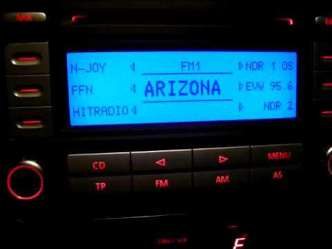 Piratensender Radio Arizona - 98,6 MHz (1)