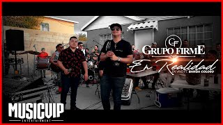 Grupo Firme - En Realidad -Feat Banda Coloso  (Video Oficial)  EXCLUSIVO