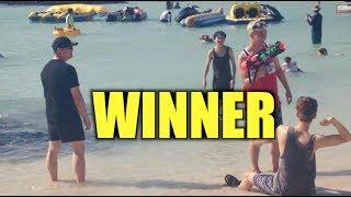WINNER IS FILMING IN HAWAII!